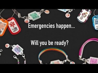 Advances in Medical Jewelry Show Promise | Gerontechnology & Mobile Assistive Tech | Scoop.it