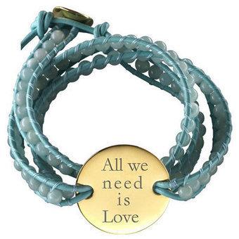 Love is in the Air avec le bracelet Trèfle sur comptoir des filles - Comptoir des Filles | Comptoir des Filles | Scoop.it