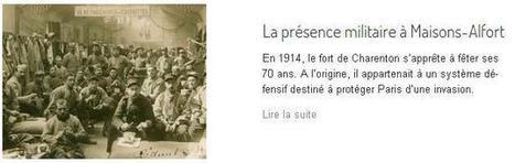 1914, la présence militaire à Maisons-Alfort | CGMA Généalogie | Scoop.it