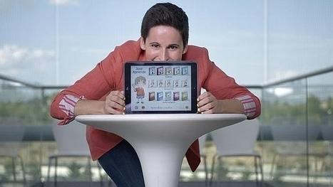 Una joven española crea una web de cuentos para niños con autismo | TIC potenciando la educación | Scoop.it