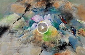 Huang Yue and his vibrant paintings - Culture - Chinadaily.com.cn | IELTS, ESP and CALL | Scoop.it