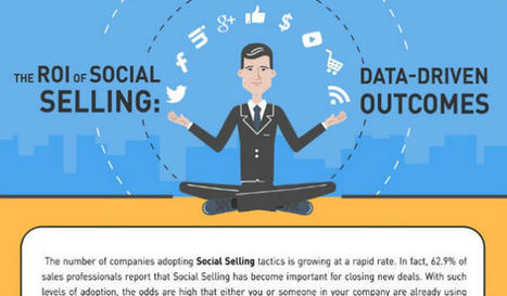 Online Marketing News: ROI of Social Selling, LinkedIn's Ad Targeting, Facebook Hits 3 Million | Leadership and Management | Scoop.it