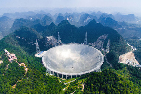 China Hunts for Scientific Glory, and even Aliens, With its New Telescope | Amazing Science | Scoop.it