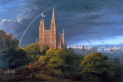 Middle Ages, Towns In The Middle Ages | Art History | Scoop.it