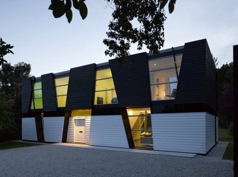 Trish House by Matthew Heywood | Architecture and Architectural Jobs | Scoop.it