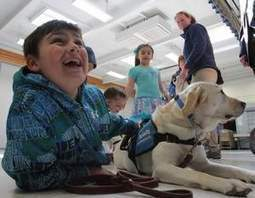 New leash on life for autistic children | Autism & Special Needs | Scoop.it