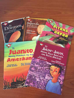 School Librarian in Action: Recommended Reads: Batang Historyador Series | The Reading Librarian | Scoop.it