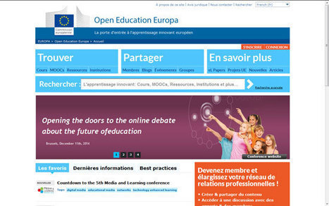 «Open Education Europa» - Technologie Éducation Culture | REL 2014 de CD | Scoop.it