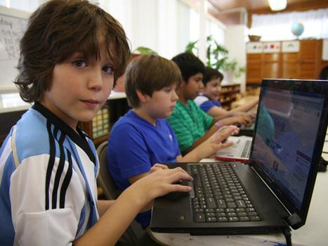 Crean sus propias apps pequeños de primaria - NorteDigital.mx | Apps para la educación | Scoop.it
