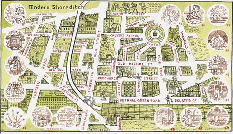 La Voix dans la Tête - LVDLT #32 - From London with love : let's ditch in Shoreditch | Les épisodes de #LVDLT | Scoop.it