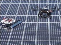 DRONES et ROBOTS investissent le monde du solaire | Machines Pensantes | Scoop.it