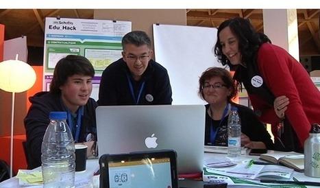 La tecnologia educativa es fa gran al Mobile World Congress | Competències digitals | Scoop.it