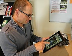 La Grande Guerre sur écran tactile avec les «Carnets 14-18» | Cécile Andrzejewski | Scoop.it