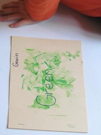 Our color books in preschool | Preschool | Scoop.it