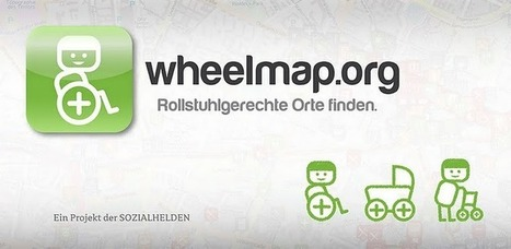 Wheelmap - Apps on Android Market | Accessible online learning: supporting disabled students | Scoop.it