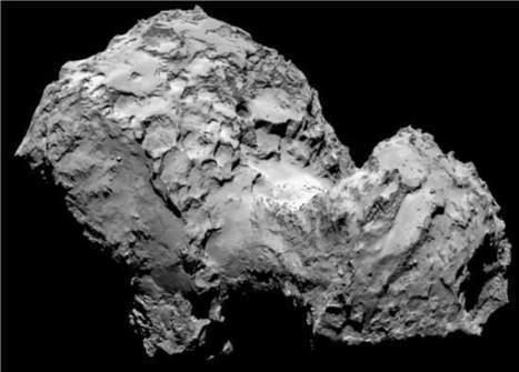 Sonda Rosetta chega ao cometa e prepara-se para pousar   tecnologia s sustentabilidade   Scoop.it