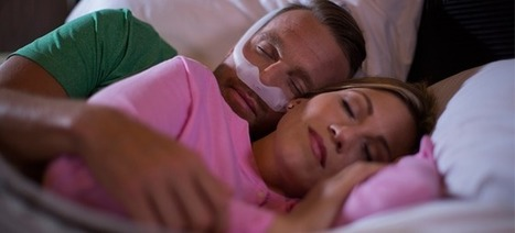 The All New DreamWear Nasal CPAP Mask: Sleep Like It's Not Even There - Easy Breathe | FOOD? HEALTH? DISEASE? NATURAL CURES??? | Scoop.it