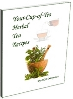 New Herbal Tea Recipes Book Unlocks the Powerful Health Benefits of Tea - PR Web (press release) | Fabulous Chefs, And The Last Word in Today's Cuisine | Scoop.it