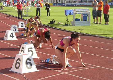 Math and Physics Are the Stars of Track and Field | Geoff Strauss | Scoop.it