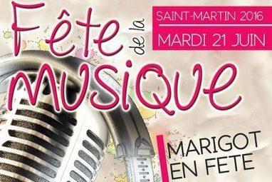 La Collectivité de St-Martin donne rendez-vous à la population aujourd'hui 21 juin 2016 sur le Front de mer de Marigot pour fêter la musique ! | Les infos de SXMINFO.FR | Scoop.it