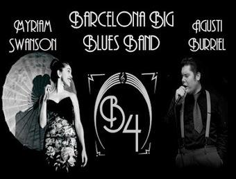 Una REVETLLA diferent a la  la Plaça Reial amb Barcelona Big Blues Band | Actualitat Musica | Scoop.it