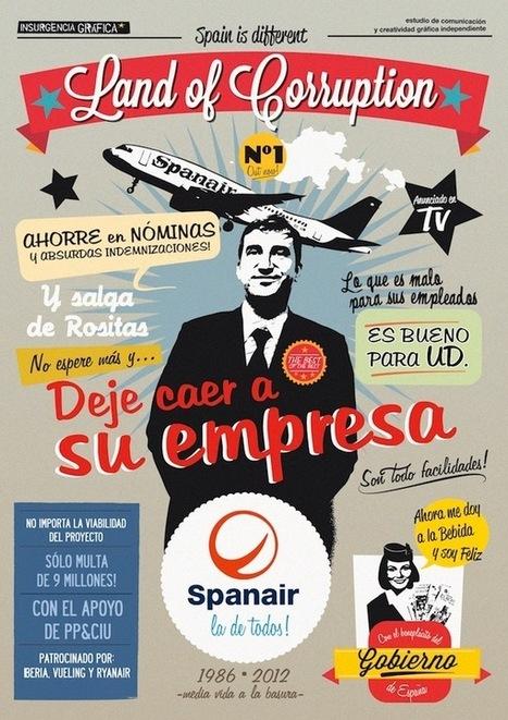 Spanair en Land of Corruption | Artivismo | Other Voices | Scoop.it