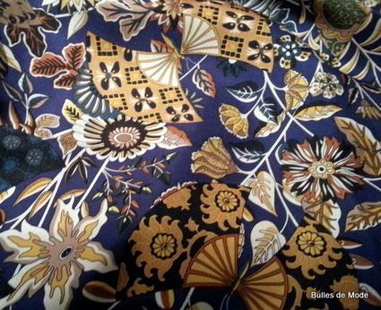 39 mus e textile 39 in tissu d 39 ameublement art textile et papier peint de luxe. Black Bedroom Furniture Sets. Home Design Ideas