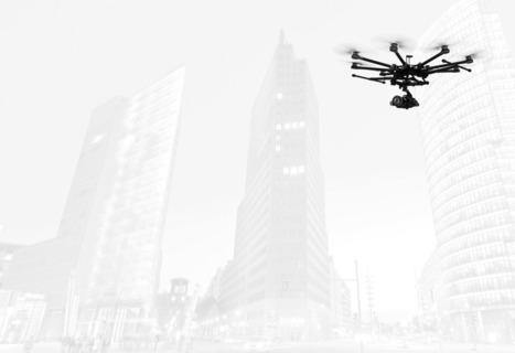 Drones, aliados en los rescates de emergencia - Huesca Drones | Cuéntamelo España | Scoop.it