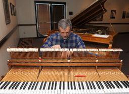 Restoring Blind Boone's piano - Columbia Tribune | OffStage | Scoop.it