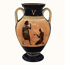 Panoply Blog: The Force Awakens New Greek Vase-Scenes | Referentes clásicos | Scoop.it