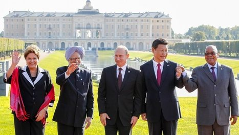 The BRICS' African Safari | BRICS engagement with Africa | Scoop.it