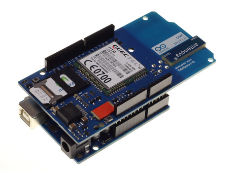 Arduino GSM Shield Now Available | Arduino Focus | Scoop.it