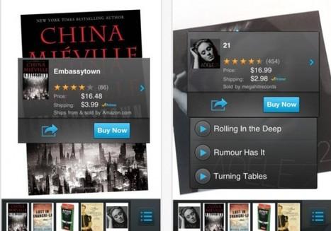 La aplicación de Amazon que usa Realidad Aumentada para vender más | Realidad aumentada | Scoop.it
