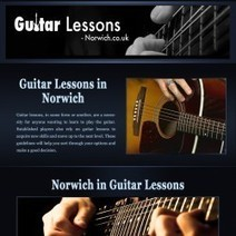 Guitar Lessons Norwich   Visual.ly   Guitar Lessons Norwich   Scoop.it