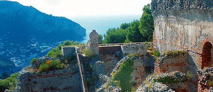 Archaeological Site: Villa Jovis (the villa of Tiberius), Capri (Italy) | Archaeology Travel | Scoop.it