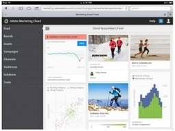 Adobe Aims To Streamline Marketing Cloud With Pinterest-Like Social Dashboard - Forbes | Everything Pinterest | Scoop.it