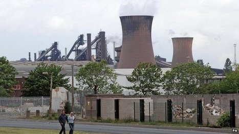 Tata Steel to sell some UK plants | F582 The National & International Economy | Scoop.it