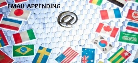 Email Append : Email Appending Service Providers | Email Appending | Scoop.it