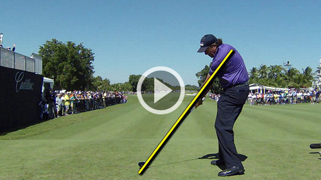 Phil Mickelson : L'analyse de swing - Inside-Golf.fr | Golfissime | Scoop.it