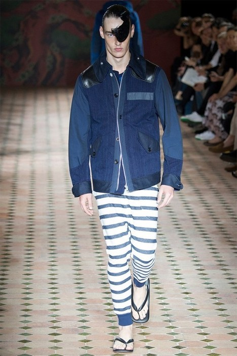 Junya Watanabe – Paris Collection Homme Printemps/Été 2015 | Menswear | Scoop.it