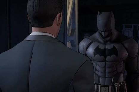 Watch the Trailer for Telltale's New 'Batman' Videogame Series | Comic Book Trends | Scoop.it