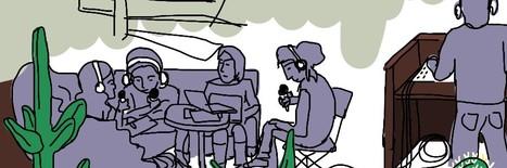SiliconRadio : Retour en podcast sur HackThePress#2   La Cantine Toulouse   Scoop.it
