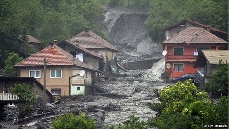 EMERGENCY PROVISIONS: Bosnia and Serbia hit by floods | > Emergency Relief | Scoop.it