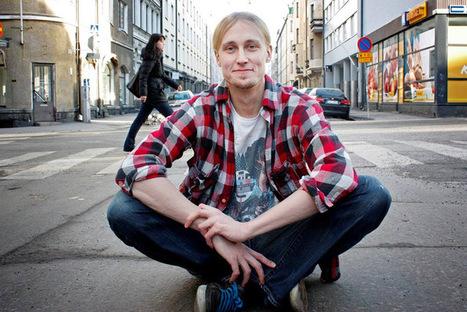 Näinkin voi tehdä etätöitä – uusi ilmiö saapui Suomeen Ruotsista | World of Work & Research | Scoop.it