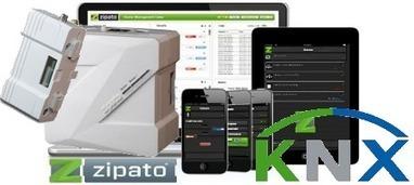 La Zipabox supporte désormais le KNX | Domotique | Scoop.it