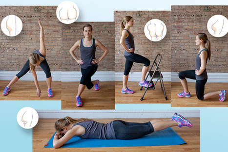 Butt Workouts - YouBeauty.com | Lifestyle and Advice | Scoop.it