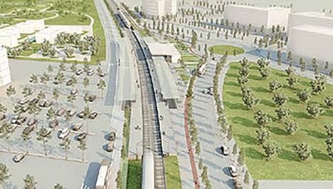 Adjudicada la redacció del projecte de la nova estació de tren Reus-Bellisens | #territori | Scoop.it