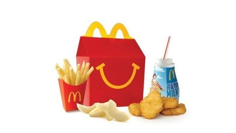 Images show a 6-year-old McDonald's Happy Meal   EOH current topics   Scoop.it