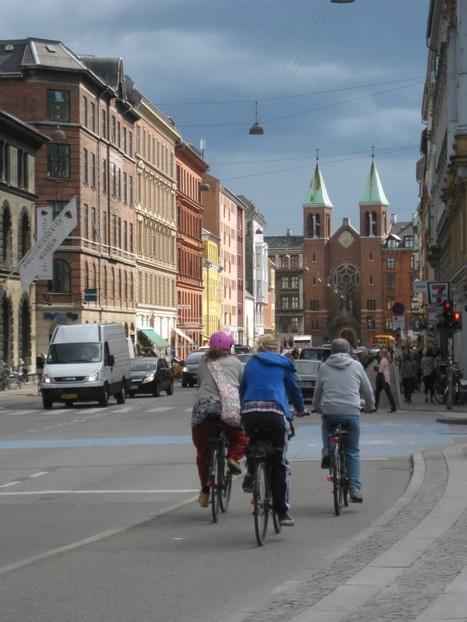 Palmarès des politiques cyclables en Europe: le Danemark 1er, la France 12ème | Le vélo rigolo | Scoop.it