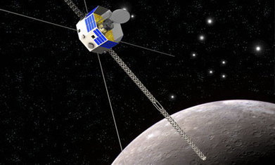 One small step for Dundee as university joins mission to Mercury   Science, research and innovation news   Scoop.it